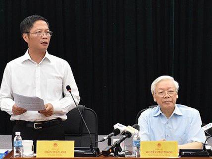 Bộ trưởng Công Thương báo cáo Tổng Bí thư về sai sót bổ nhiệm cán bộ giai đoạn trước