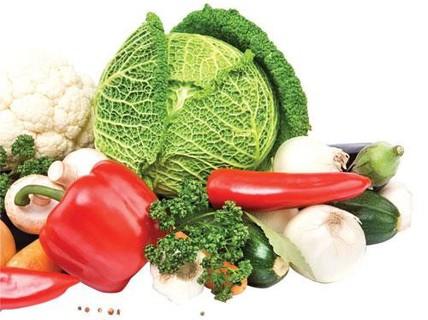2 cách cực đơn giản loại bỏ hóa chất khỏi rau củ quả