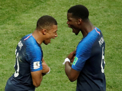 Đường lên đỉnh cao của bóng đá Pháp