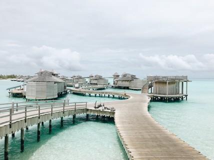 Mùa hè sang chảnh trên đảo thiên đường Maldives