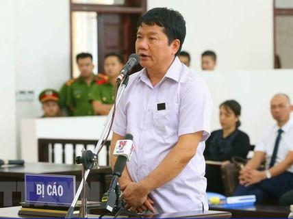 Cơ quan thi hành án xác minh tài sản của ông Đinh La Thăng