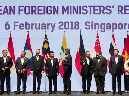 Tuần lễ bận rộn của ASEAN
