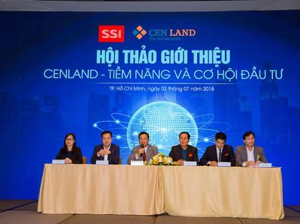 Trước thềm niêm yết cổ phiếu, CENLand tổ chức Roadshow công bố thông tin