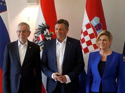 Nữ tổng thống mê bóng đá của Croatia