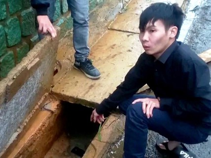 Tên trộm đột nhập khách sạn ở Đà Lạt cuỗm tài sản.
