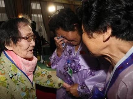 Chia cắt Hàn - Triều: Cách xa cả đời, đoàn tụ chóng vánh