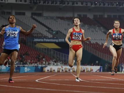 Trực tiếp ASIAD ngày 28-8: Tú Chinh thất bại, Quách Thị Lan vào chung kết 200m