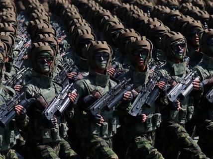 """Triều Tiên """"vươn lên thắng thế"""""""
