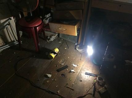 Chế tạo thuốc nổ tại nhà, một sinh viên bị thương nặng