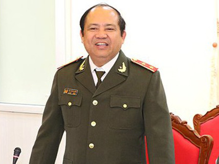 Kỷ luật cảnh cáo Trung tướng Bùi Xuân Sơn