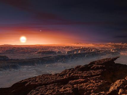 Phát hiện hành tinh có thể ở được rất gần trái đất