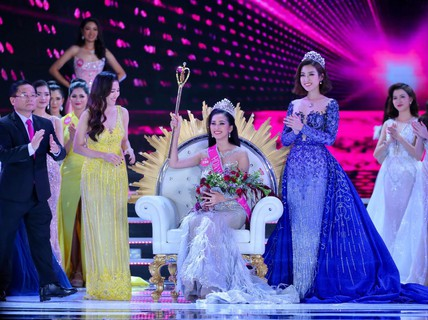 Quê nhà Hội An sẽ vinh danh tân Hoa hậu Trần Tiểu Vy