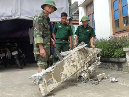 Phát hiện vật thể lạ nghi là của máy bay bị rơi xuống biển Quảng Bình