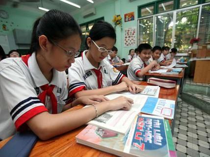 TP HCM chờ khung chương trình để làm SGK