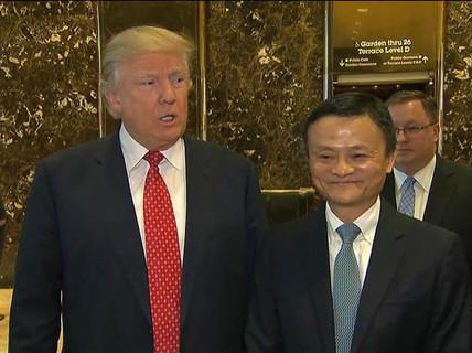 Chiến tranh thương mại Mỹ - Trung, Alibaba né lời hứa với ông Trump
