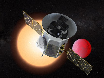 """NASA phát hiện một """"siêu trái đất"""" đang bốc hơi"""