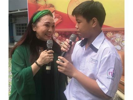 """Đưa """"Một thế kỷ cải lương Việt Nam"""" vào trường học"""