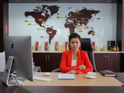 Bà Lê Hoàng Diệp Thảo vẫn quyết tâm quay về Trung Nguyên