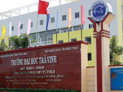 Trường ĐH Trà Vinh mắc nhiều hạn chế, thiếu sót