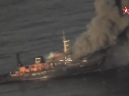 Nga thử tên lửa mới, đánh chìm cả đội tàu chiến