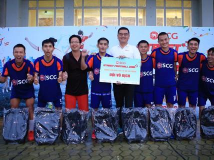 Xác định 2 đội TP HCM dự Cúp SCG