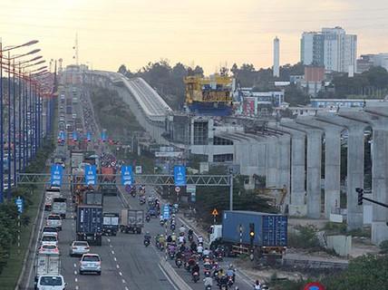 TP HCM báo cáo Chính phủ nguyên nhân 2 tuyến metro bị đội vốn