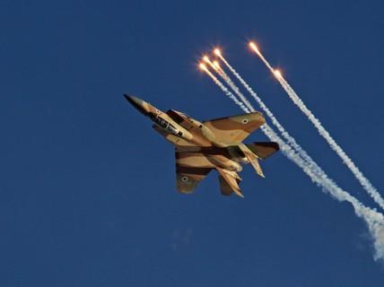 Syria khẳng định bắn trúng máy bay Israel