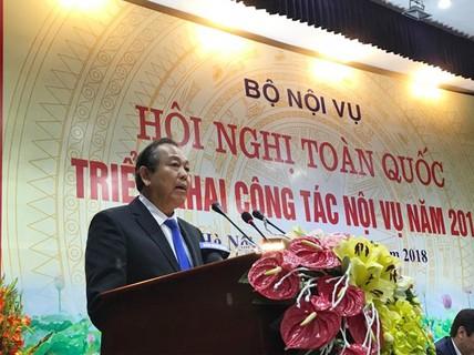 """Phó Thủ tướng: """"Có cần thiết phải về Hà Nội thi nâng ngạch công chức?"""""""