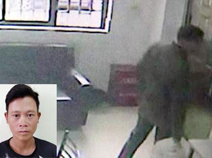 Truy nã đối tượng trộm iPhone 7 Plus của hàng xóm