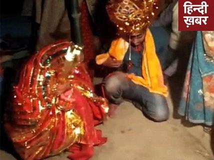 Ấn Độ: Bắt cóc đàn ông rồi chĩa súng ép cưới