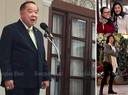 """Thái Lan dọa """"trảm"""" quan chức không dẫn độ bà Yingluck"""