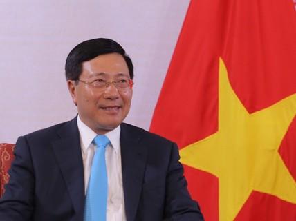 Phó Thủ tướng Phạm Bình Minh nói về quan hệ Việt - Mỹ trước những biến động