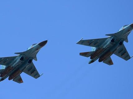 Nga: 2 chiến đấu cơ Su-34 đụng nhau trên không, phi công mất tích