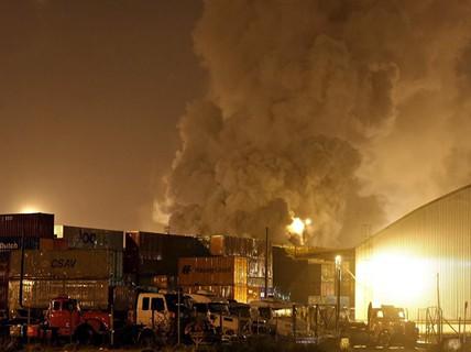 """""""Hôi"""" nhiên liệu từ ống dẫn rò rỉ, 66 người thiệt mạng đau đớn"""