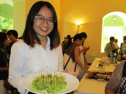 Kiwi Pháp ồ ạt nhập khẩu vào Việt Nam
