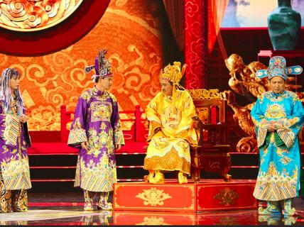 """Tuyển Việt Nam vào """"Gặp nhau cuối năm - Táo quân 2019"""""""