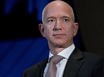 Jeff Bezos có thể mất 4,1 tỷ USD
