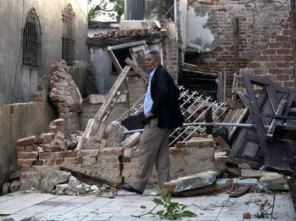 Cuba: Lốc xoáy kinh hoàng đánh thẳng vào Havana, 175 người thương vong
