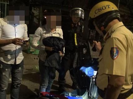 Lực lượng 363 trấn áp, ngăn ngừa tội phạm