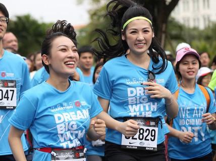 Gần 1 vạn người đăng ký chạy marathon