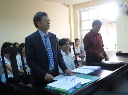 """""""Thần đồng đất Việt"""" ra tòa, Công ty Phan Thị thua kiện"""