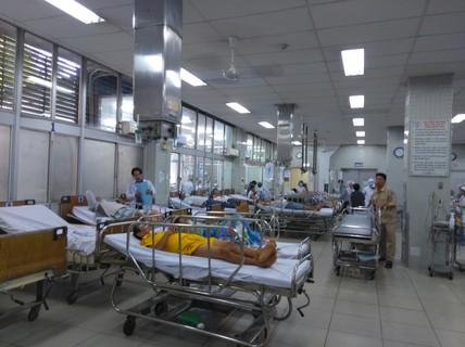 TP HCM: Ná thở mổ cấp cứu chỉnh hình trong 5 ngày nghỉ lễ