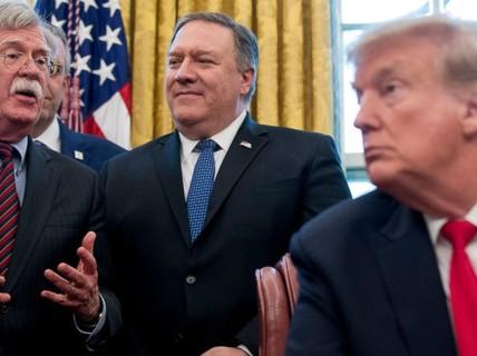 Mỹ quay lại Trung Âu, cạnh tranh với Nga và Trung Quốc