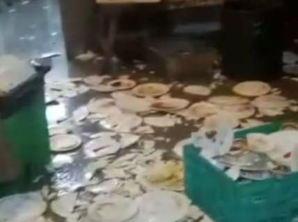 Chê thức ăn dở, khách mời phá tan tiệc cưới tại khách sạn 5 sao