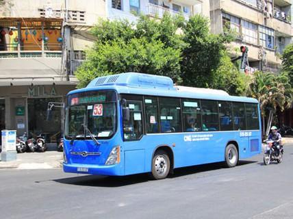 """""""Dọn đường"""" cho xe buýt nhiên liệu sạch"""