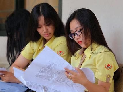 Bộ GD-ĐT thay đổi gì ở kỳ thi THPT Quốc gia 2019?