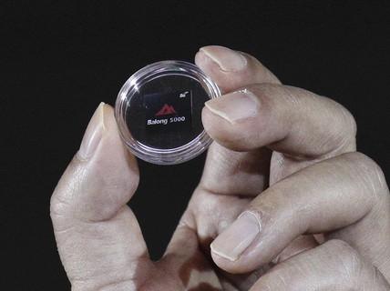 """Không cần ngán Huawei, Mỹ """"đang thắng thế"""" trong cuộc đua 5G"""