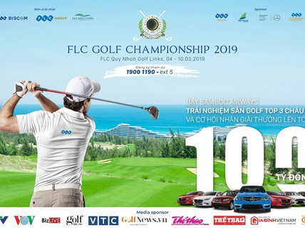 Săn HIO 16 xe Mercedes tại FLC Golf Championship 2019