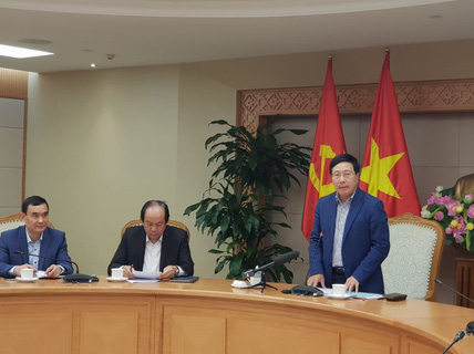 Phó Thủ tướng: Công tác chuẩn bị thượng đỉnh Mỹ - Triều chu đáo