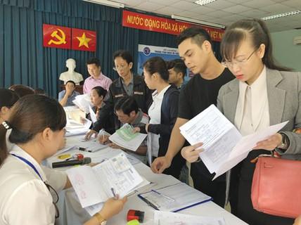 TP HCM cần 30.000 lao động
